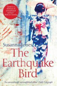 The Earthquake Bird book cover