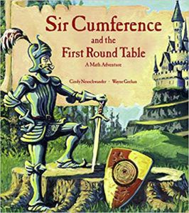 Sir Cumference Book Cover