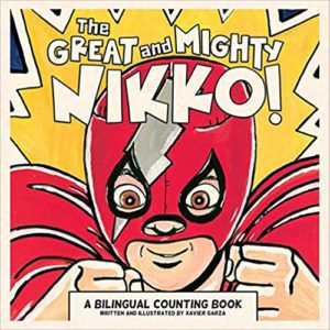 The Great and Mighty Nikko Book Cover