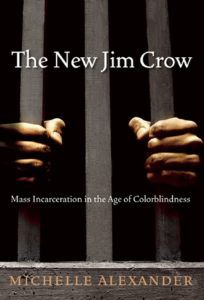 The New Jim Crow Book Cover