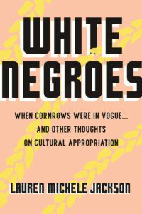 White Negroes book cover