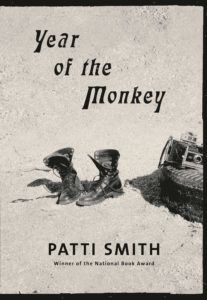 Year of the Monkey book cover