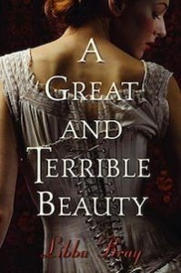 A Great and Terrible Beauty by Libba Bray book cover