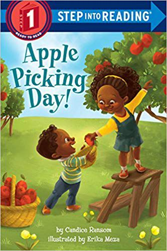 Apple Picking Day Cover