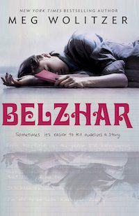 Belzhar by Meg Wolitzer book cover
