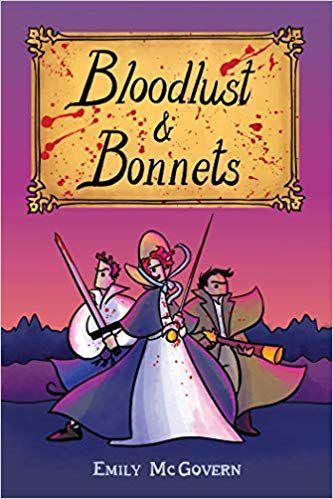 Bloodlust & Bonnets cover image