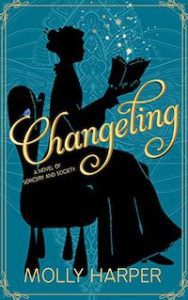 Changeling by Molly Harper book cover