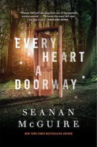 Every Heart a Doorway by Seanan McGuire book cover