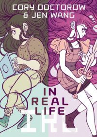 In Real Life cover