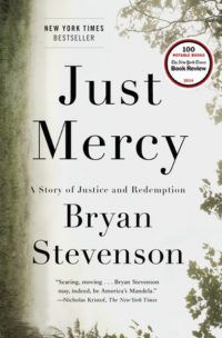 Just Mercy Bryan Stevenson Cover