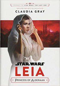Leia Princess of Alderaan book