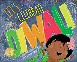 let's celebrate diwali book cover