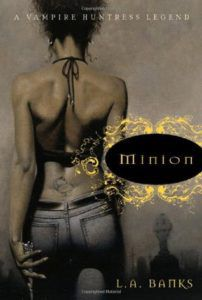 cover of Minion by LA Banks
