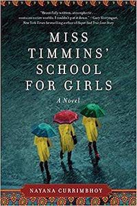 Miss Timmins' School for Girls book cover