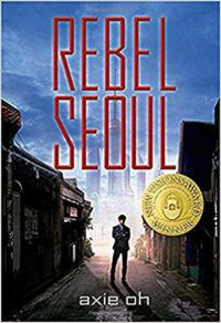 Rebel Seoul by Axie Oh cover