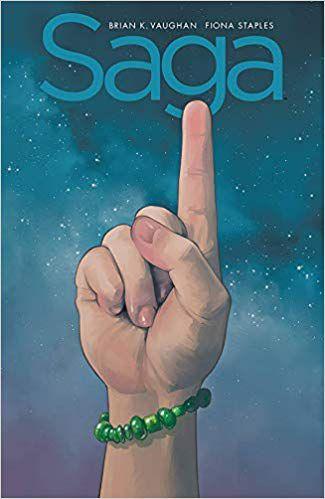 Saga Compendium cover image