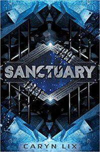 Sanctuary by Caryn Lix cover