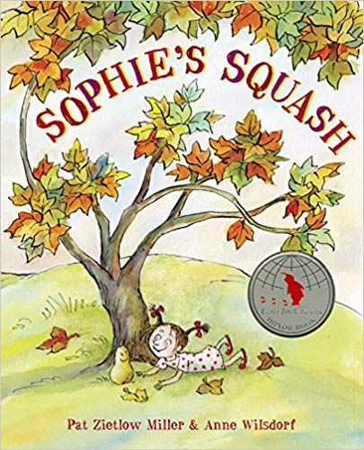 Sophie's Squash Book Cover