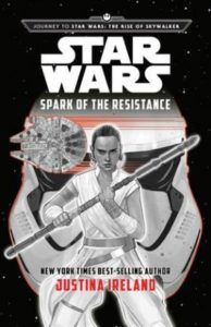Spark of the Resistance book