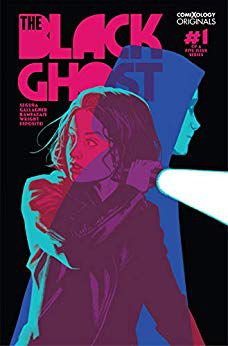 The Black Ghost cover image