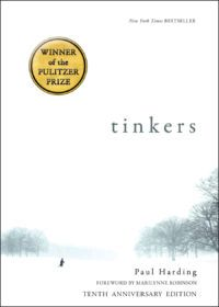 Tinkers Paul Harding Cover