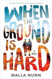 When the Ground Is Hard by Malla Nunn book cover