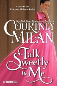 Talk Sweetly to Me cover