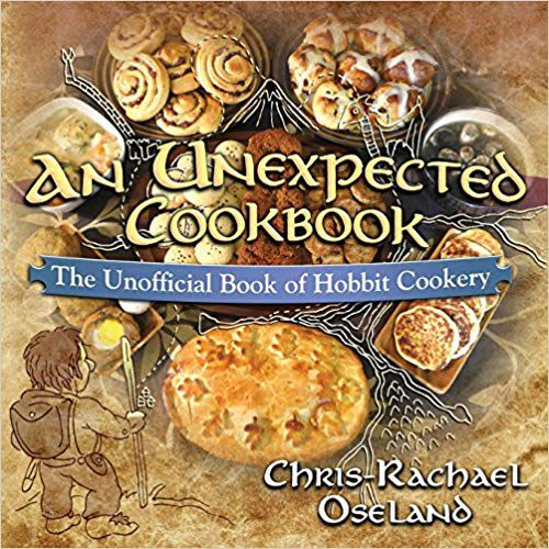 An Unexpected Cookbook by Chris Rachael Oseland