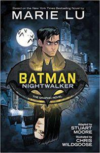 Batman Nightwalker Graphic Novel