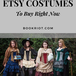 Bookish Etsy Costumes From 2019