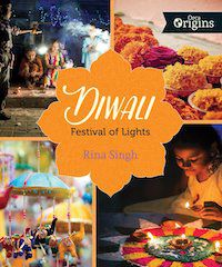 diwali festival of lights book cover
