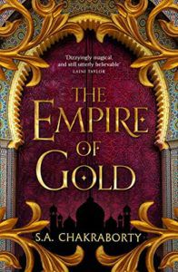 The Empire of Gold cover