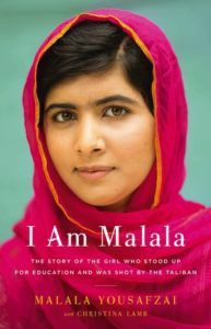 I Am Malala cover in Top Nonfiction Books