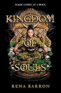 Kingdom of Souls from Witchy Books from 2019 | bookriot.com