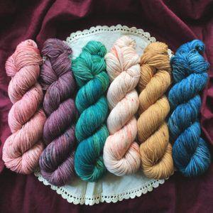 Little Women Yarn Set