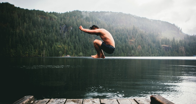 Splash Out! 8 Books About Swimming