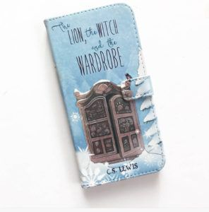 The Lion, the Witch, and the Wardrobe Phone Case