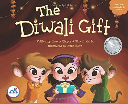 diwali gift book cover