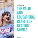 Comics matter. Here's why. book lists | comics | comic books