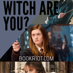 Harry Potter Witch Quiz