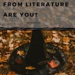 Literary Witch Quiz