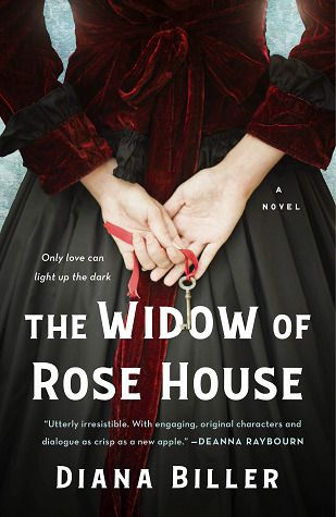 cover of The Widow of Rose House by Diana Biller