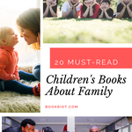 20 Must-Read Children's Books About Family