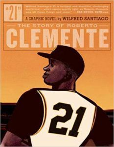 21: The Story of Roberto Clemente Book Cover