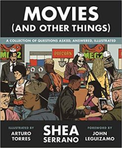 Movies And Other Things Book Cover