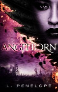 Cover of Angelborn by L Penelope