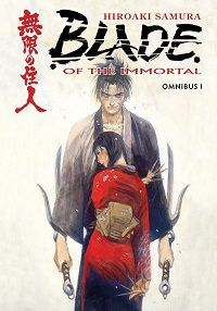 Blade of the Immortal cover - Hiroaki Samura
