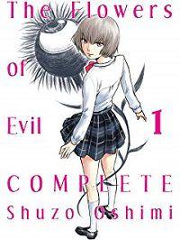 Flowers of Evil volume 1 cover - Shuzo Oshimi