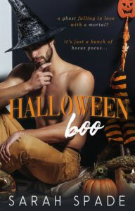 cover of Halloween Boo by Sarah Spade
