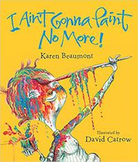 i ain't gonna paint no more book cover